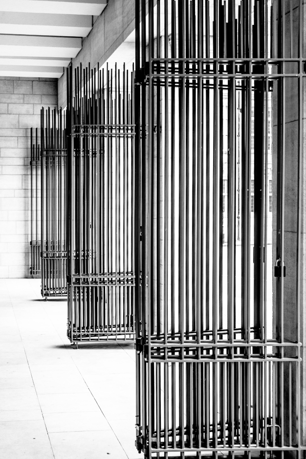 : Gates to knowledgeEntrance to a library in Oxford, UK