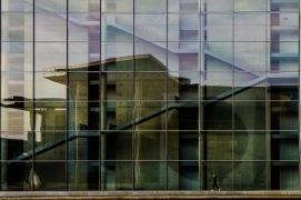 Alone with my thoughts: Reflections from the Paul-Löbe-Haus, Berlin