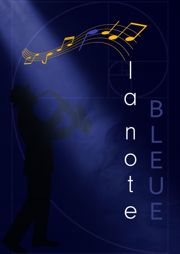 La note bleu